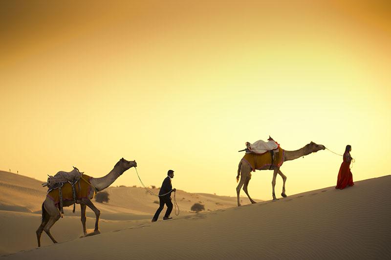 Kaushal + Apexa | Jaisalmer | Pre wedding | Rajasthan