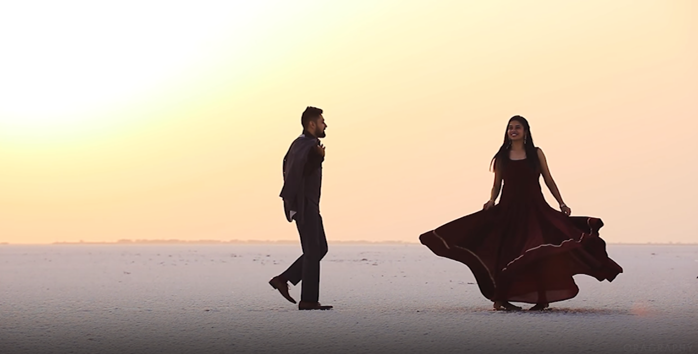 Harsh + Kamya | Pre wedding | Kutch