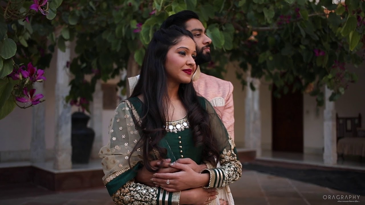 Saiyaan | Roshan + Meghavi | Pre wedding | Udaipur
