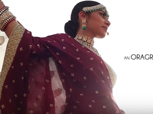BALA | Nirali Amin | Bridal Collection | Oragraphy