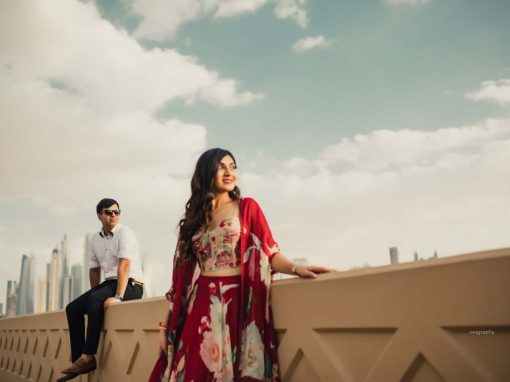Samantha & Yash | Destination Wedding | Dubai