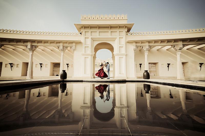 Best Pre wedding | Udayvilas | Nishant + Bhumi | Udaipur