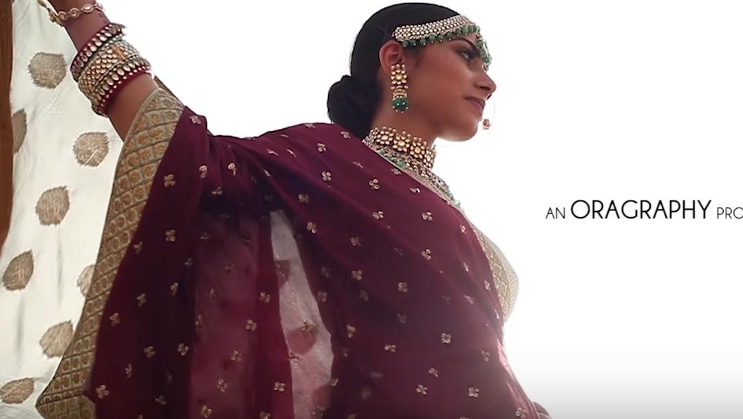 BALA | Nirali Amin | Bridal Collection | Oragraphy