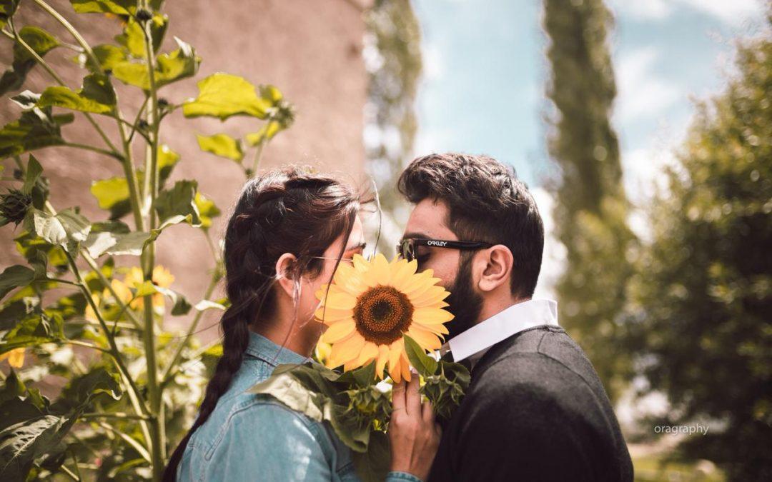 Ladakh Pre wedding | Harsh & Bhagyashree | Oragraphy