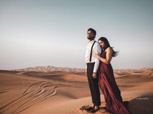Tarun & Surbhi | Dubai | Pre wedding
