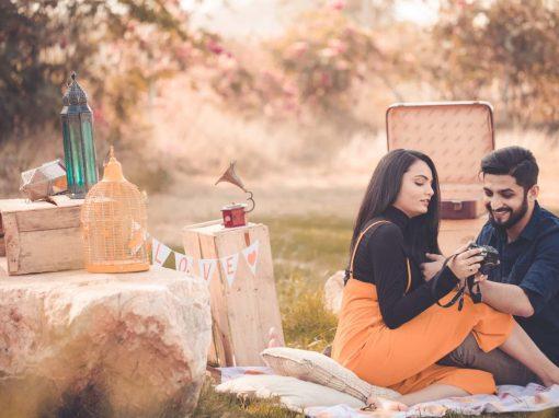 Isha & Jay | Pre wedding | Orgaraphy