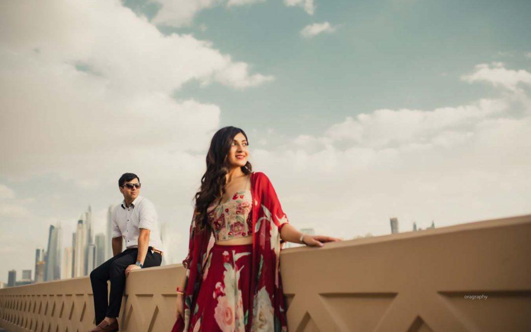Samantha & Yash | Destination Wedding | Dubai