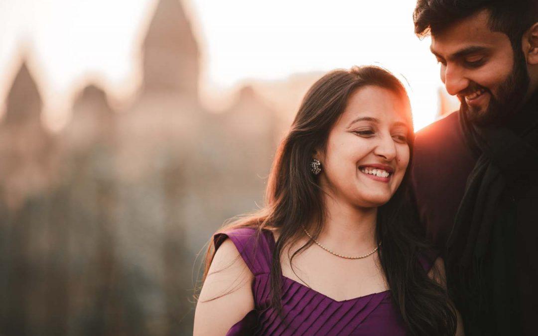 Darshan & Kinjal   Jhansi