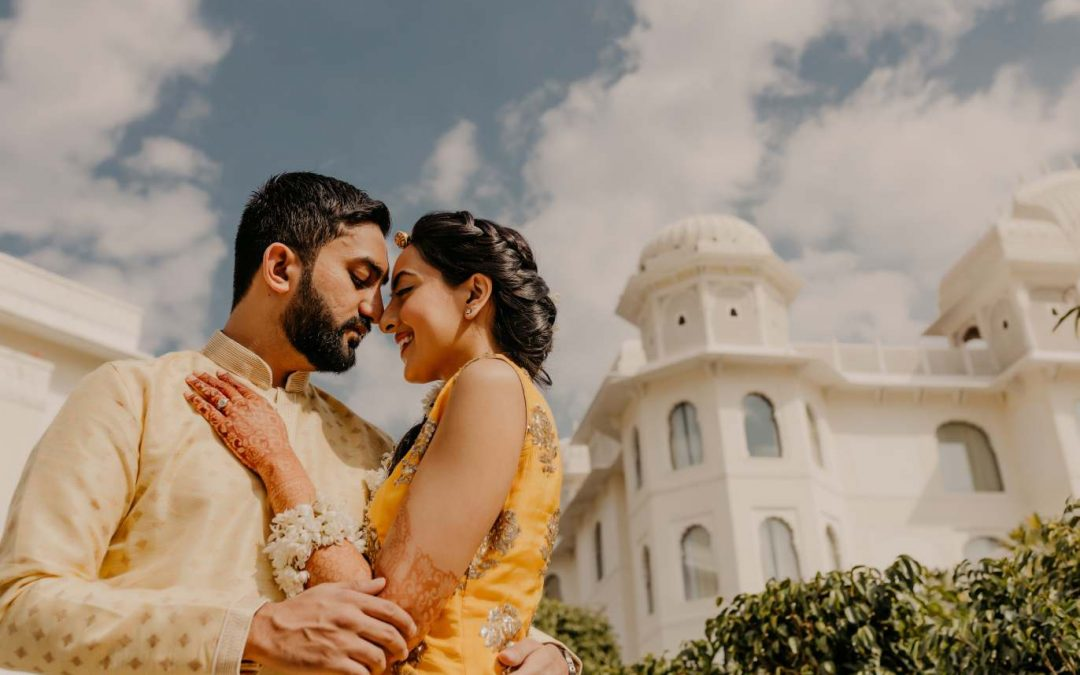 Aanchal weds Rahul | JW Marriott Jaipur
