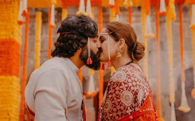 Akshay weds Samidha   Jadhavgarh Fort Pune