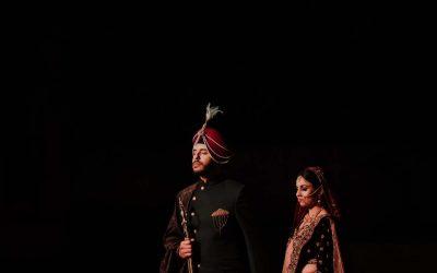 Zorawar weds Jasmine   Rajhasthali resort Jaipur