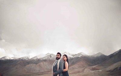 Harsh & Bhagyshree | Ladakh