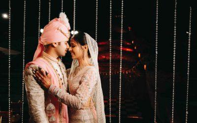 Yash weds Kashish   Taj Aravali, Udaipur